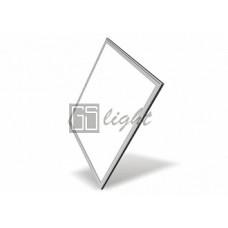 Светодиодная панель 595Х595Х8 40W (Серебро)