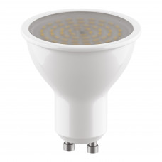 940252 ЛАМПА LED 220V HP16 GU10 4.5W=40W 195LM 120G FR 2800K 20000H (в комплекте)