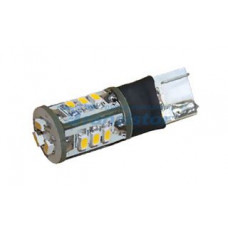 Автолампа ARL-T10-15S White (10-30V, 15 LED 3014)