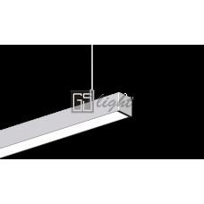 Подвесной алюминиевый профиль LS.5050